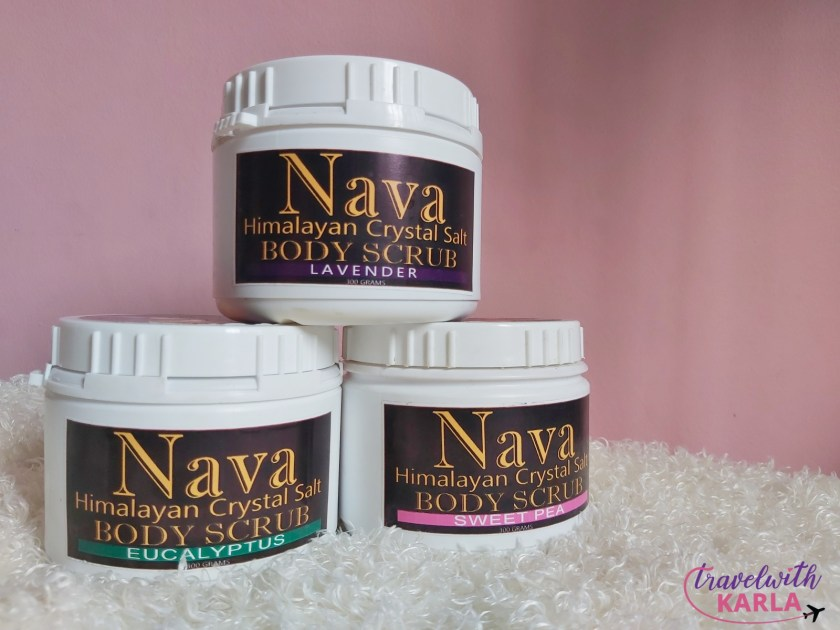 Nava Himalayan Crystal Salt Body Scrub Review