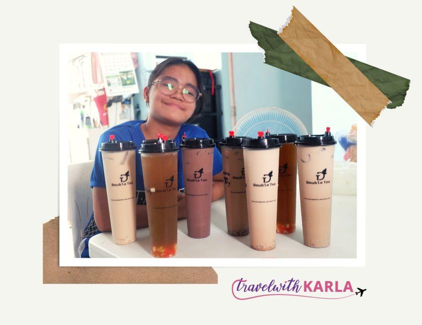 Double Tea Pala pala
