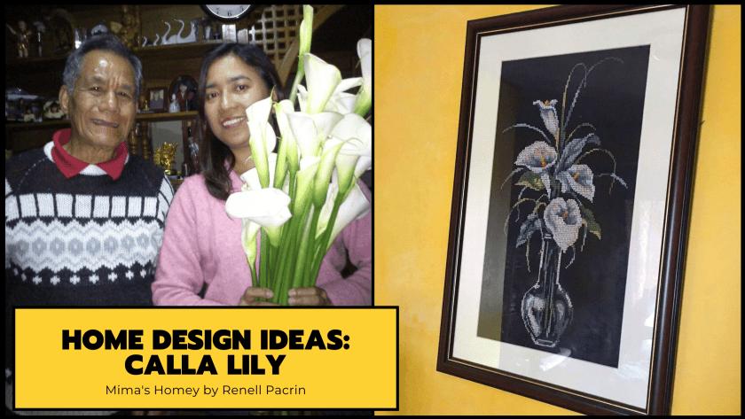 Home Design Ideas: Calla Lily
