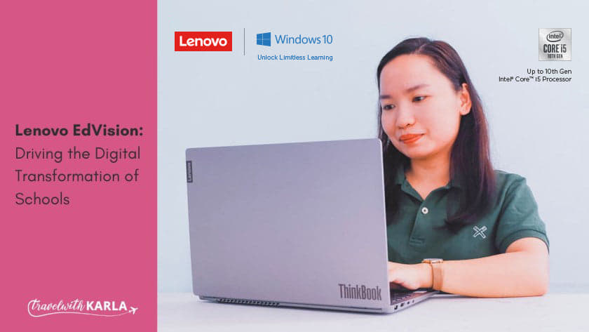 Lenovo EdVision Driving the Digital Transformation of Schools