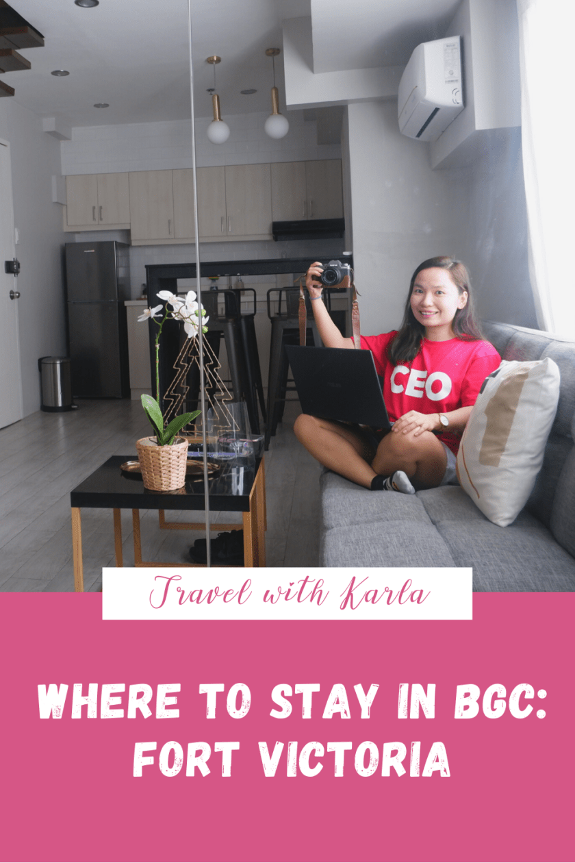 Where to Stay in BGC