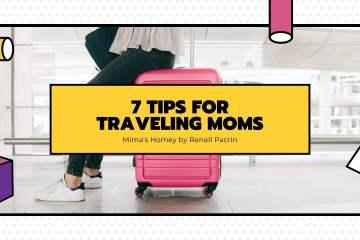 Tips for Traveling Moms
