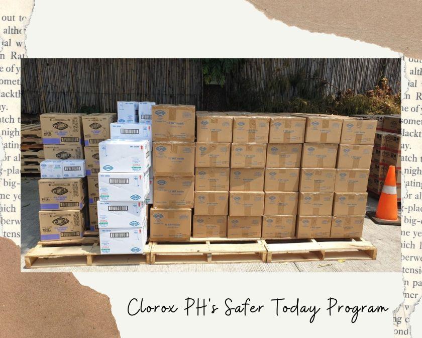 Clorox PH Safer Today Program