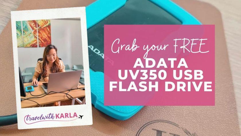 ADATA UV350 USB Flash Drive