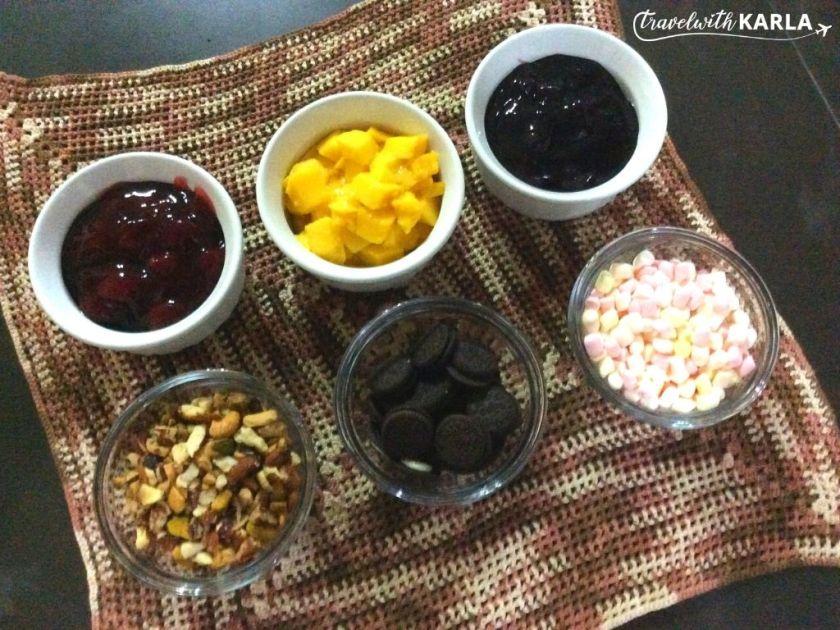 Cheesecake Medley Recipe