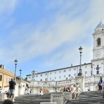 On a mission to discover Rome's food and wine!