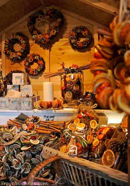 Christmas Wreaths, christmas markets