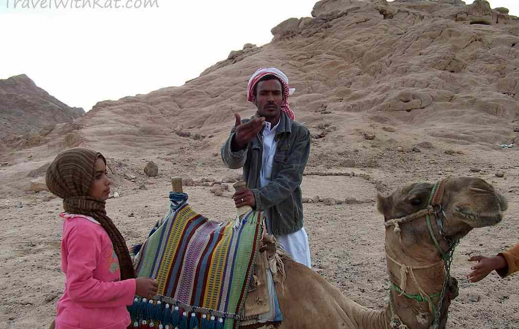 Egypt… is it safe to travel there?