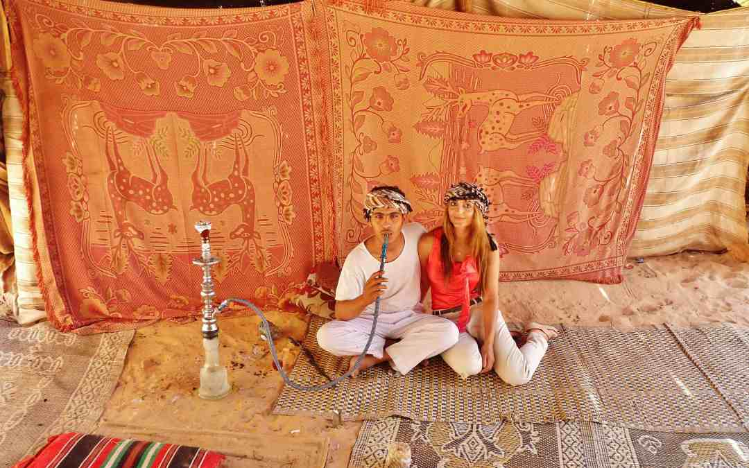 Getting to know Jordan's Bedouins