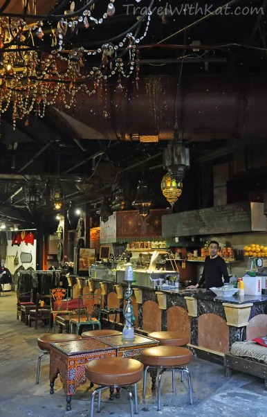 Camden cafe