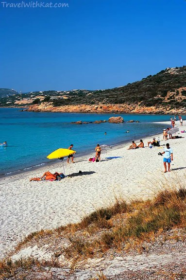 Palombaggia beach, Southern Corsica