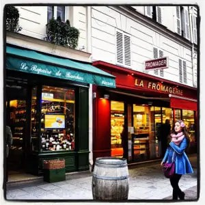 Formagerie on Rue Cler, Paris