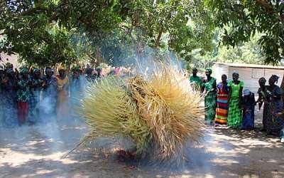 On the trail of the mythical Kumpo of Kanuma