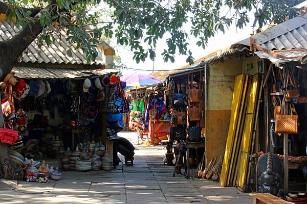 Royal Albert Market, Banjul Market
