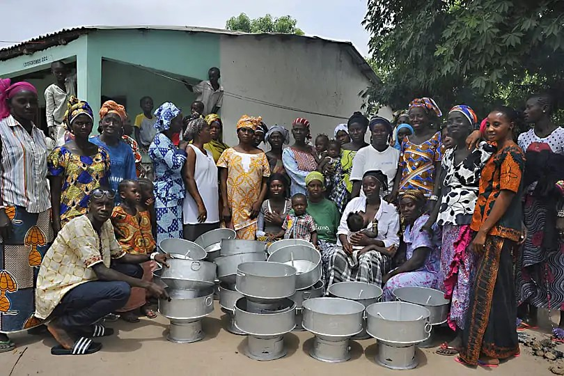 The Community Stove Initiative