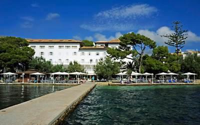 The stylish Hotel Illa d'Or on Mallorca, the island of gold