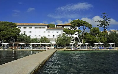 The stylish Hotel Illa d'Or on Mallorca, the island of gold