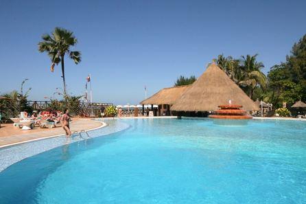 Senegmabia Hotel, Kololi, The Gambia