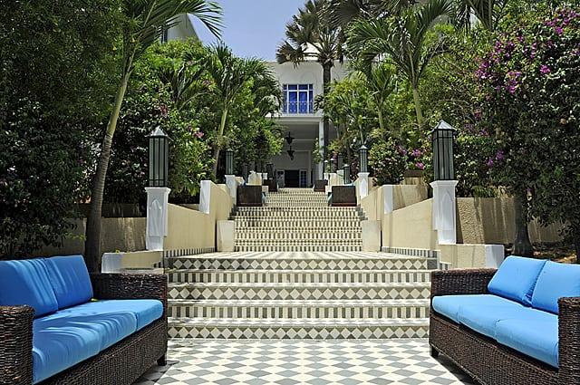 Top 5 most romantic hotels, Coco Ocean