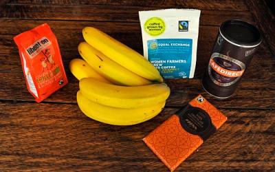 Stick with Foncho to make bananas fair