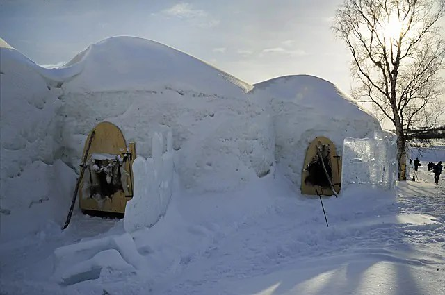 Kirkiness Snow Hotel, Norway