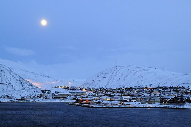Kjøllefjord, Norway, Arctic
