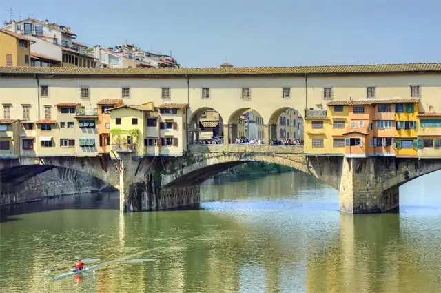 Picture Postcard from Florence