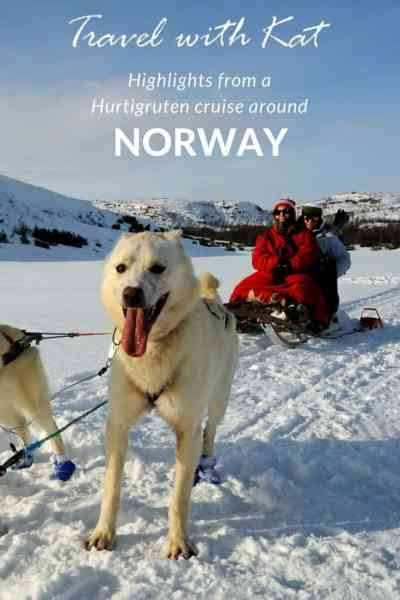 Highlights from an Arctic Norway Cruise with Hurtigruten.