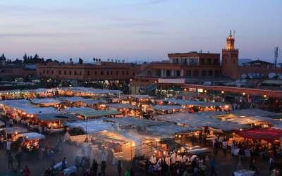 Top 5 foodie treats in Marrakech