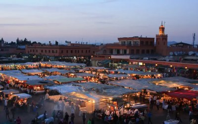 Top 5 foodie treats in Marrakech