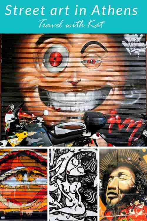 Street Art in Athens #streetart #graffiti #Athens #Greece