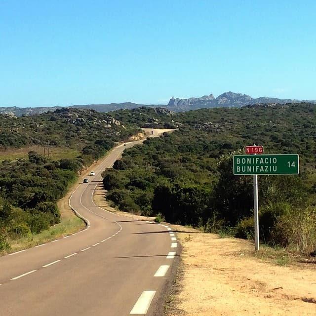 Road to Bonifacio