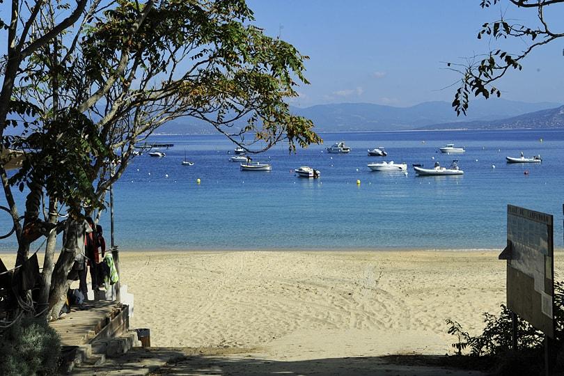 Campomoro beach, Corsica