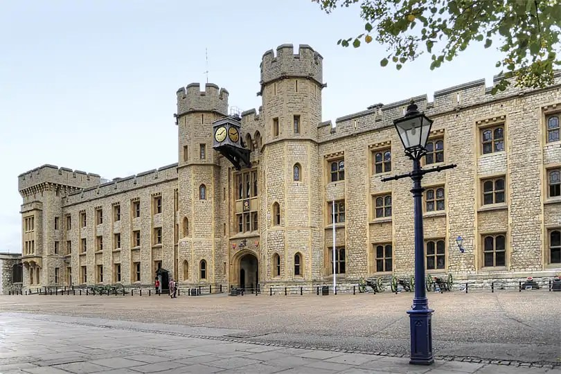 The Jewel House, The Tower of London