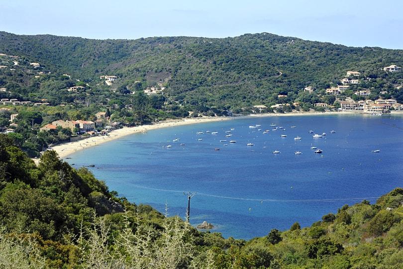 Campomoro, Corsica