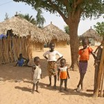 A child's life in Senegal