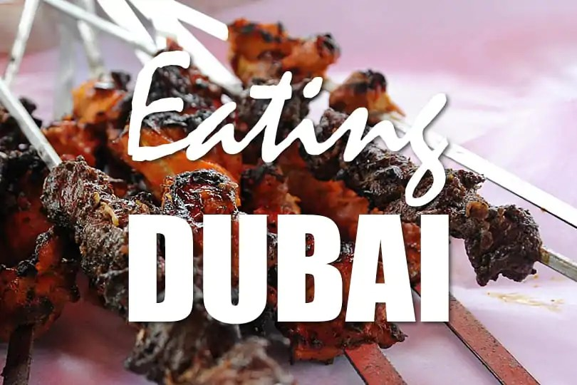 Middle Eastern delights on a Food Tour in Dubai