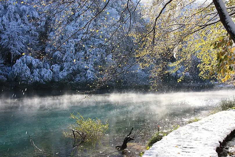 Plitvice Lake, Croatia