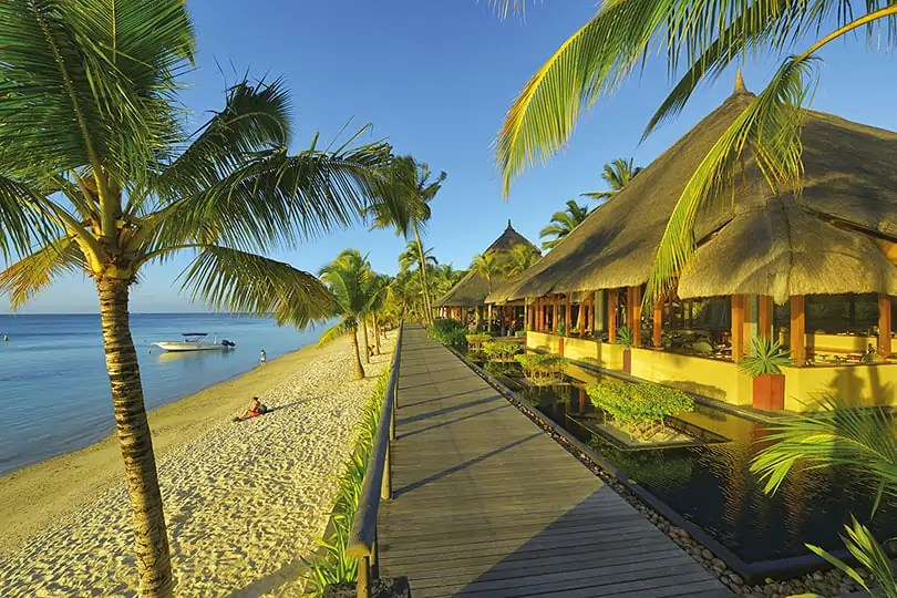 Trou aux Biches Resort and Spa, Mauritius
