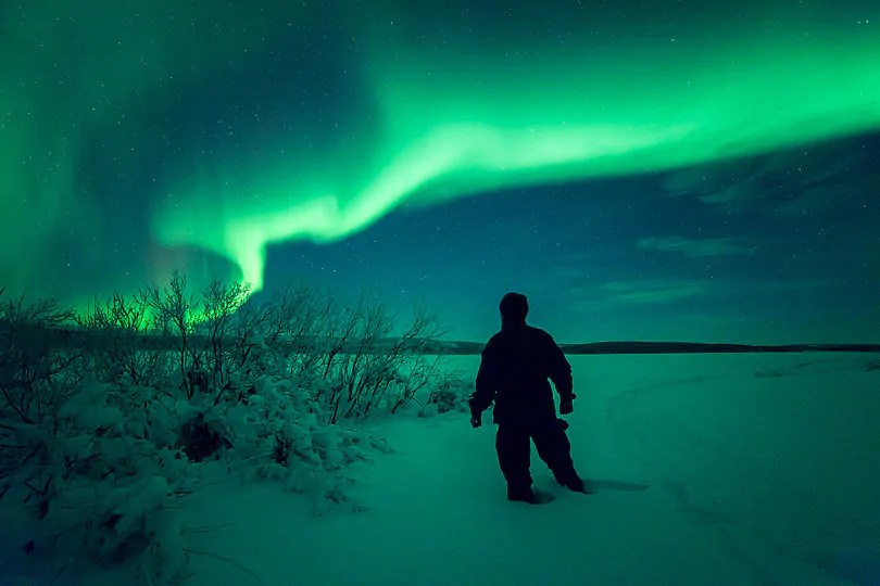Win a chance to see the Northern Lights