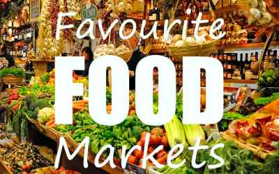12 favourite food markets around the world