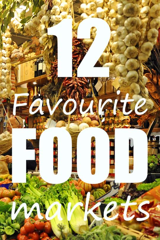 Travel bloggers share their favourite food markets around the globe