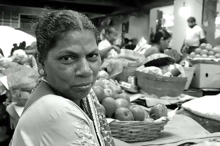 A collection of portraits from Goa, India by travel writer and photgrapher, Kathryn Burrington