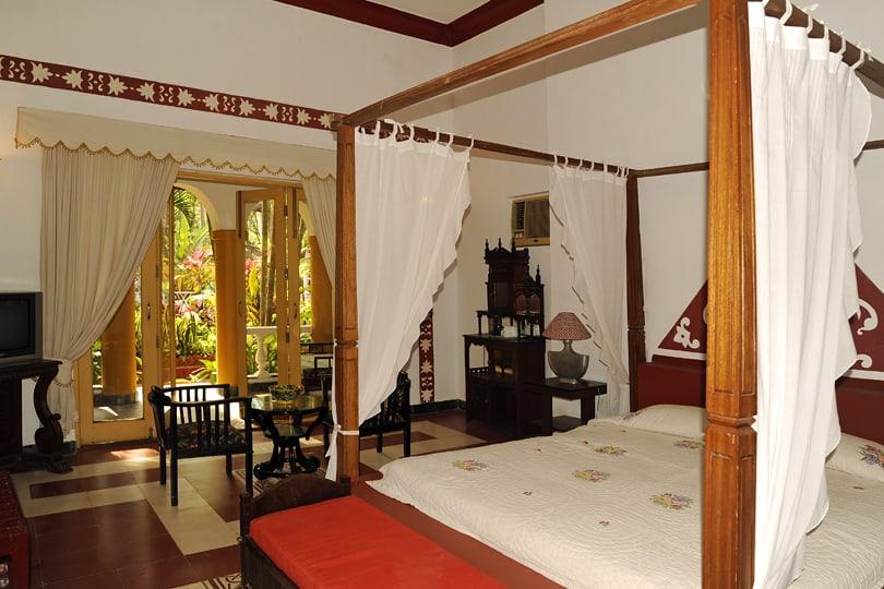 Casa Anjuna, one of my top 6 hotels in Goa