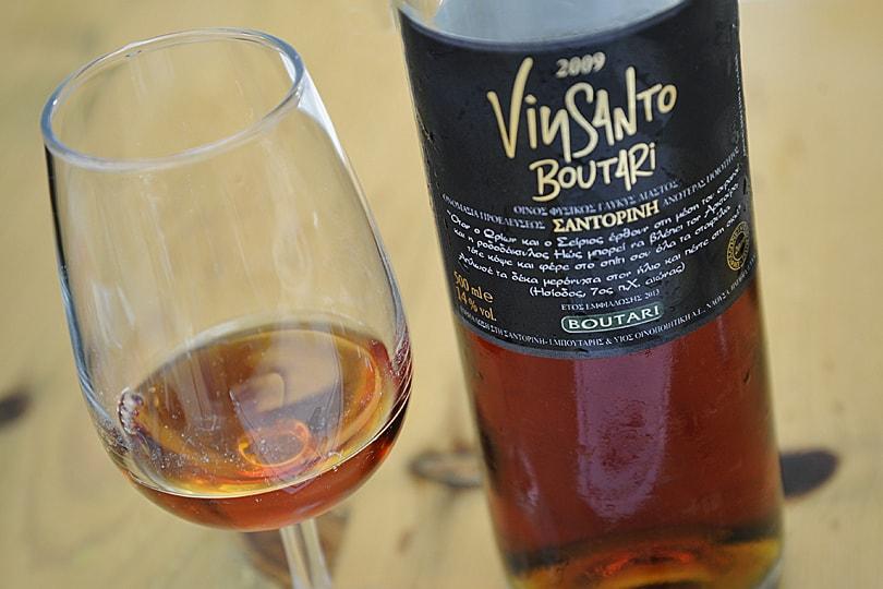 Wine tours on Santorini
