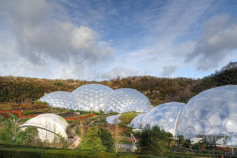 The Eden Project, Cornwall, England