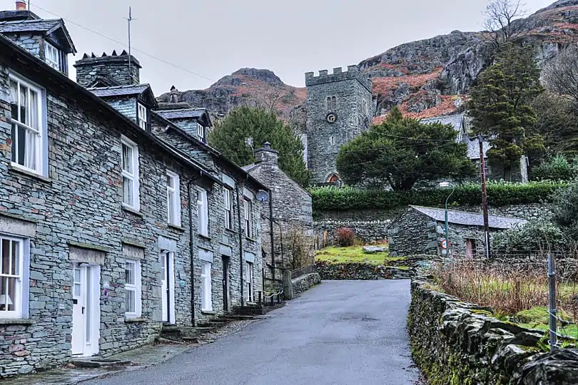 Daw Bank holiday cottage in Chapel Stile, The Lake District, Cumbria