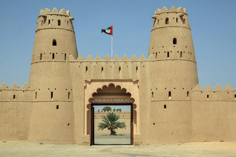 Fort Al Jahili, Abu Dhabi, UAE