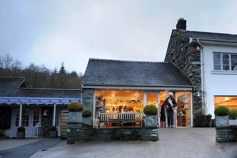 Chesters by the River, Skelwith Bridge, near Ambelside, Cumbria