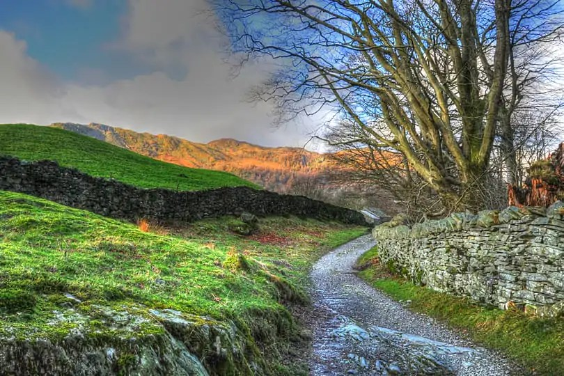 Chapel Stile in the Lake District, Cumbria